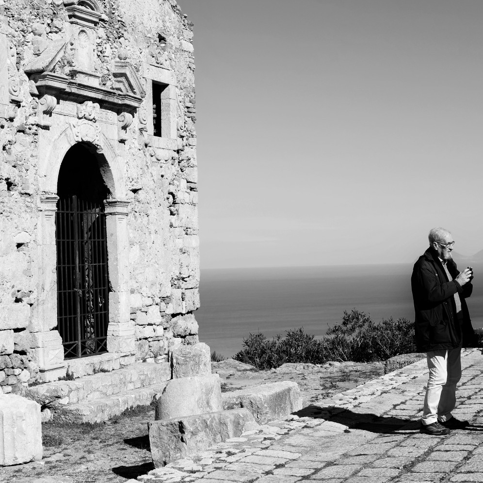 Nino Pracanica al Tempio d'Ercole