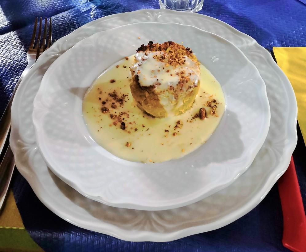 I piatti di Grazia a Villadele