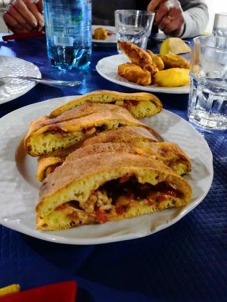 I piatti tipici di Grazia a Villadele
