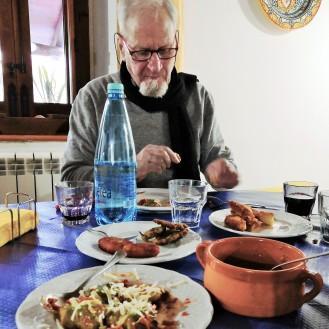 Nino Pracanica s'arricria a Villadele