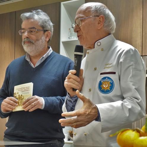 Salvatore Farina e Nuccio Daidone